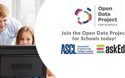 School Leaders and the Open Data Project